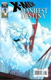 X-Men Manifest Destiny Comics